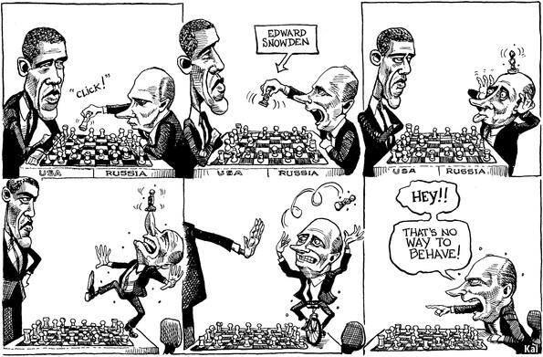 Rusija šią savaitę: 2013 rugpjūčio 12-18